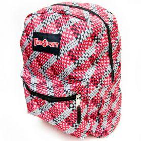 Рюкзак міський Checkered 1 відділення, м'яка.спинка, 1передня кишеня