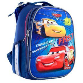 Рюкзак 1Вересня EVA Cars 2відділення, ортопедична спинка, Laptop-кишеня, органайзер