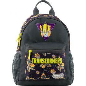 Рюкзак дошкільний Kite Transformers 1 відділення, ущільнена спинка, 2 бокові, 1 передня кишеня