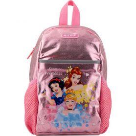 Рюкзак дошкільний Kite Princess 1 відділення, ущільнена спинка, 2 бокові, 1 передня кишеня