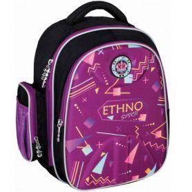 Рюкзак CFS EVA Ethno Spirit 2 відділення, ортопедична спинка, бічні кишені