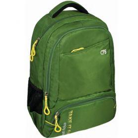 Рюкзак CFS 2 відділення, анатомічна спинка, 2 бічні, 2 передні кишені