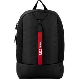 Рюкзак GoPack City 151L, 2відділення, ущільнена спинка, 1 передня кишеня