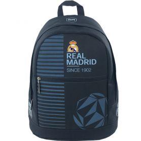 Рюкзак Eurocom Real Madrid 1відділення, ущільнена спинка, 1передня кишеня
