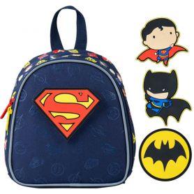 Рюкзак дошкільний Kite DC comics 1відділення, ущільнена спинка