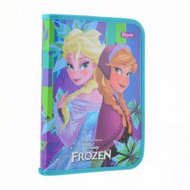 Папка для зошитів В-5 пл. на блискавці Frozen 1Вересня