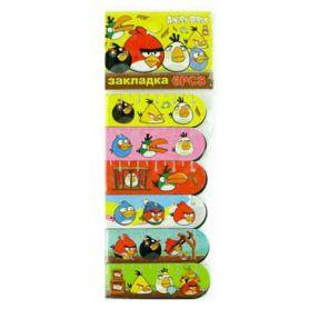 Закладка з магнітом Angry Birds J.Otten