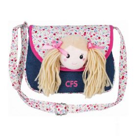 Сумка дитяча CFS Blond Girl 21x12x4см , 1 ручка, поліестер
