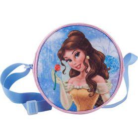 Сумка дитяча Kite Princess 20х20х10см 1відділення, кругла, через плече, рожева