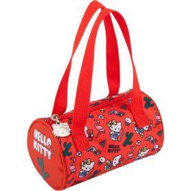 Сумка дитяча Kite Hello Kitty 1відділення, червона, 16х10х10см