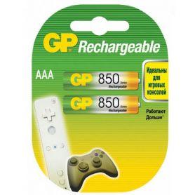 Акумулятор GP AAA R03 850mA