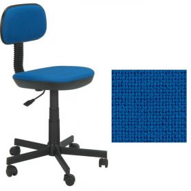 Стілець Logica GTS C-6 синій без підлокітників