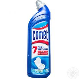 Засіб для унітазу 500мл Comet гель