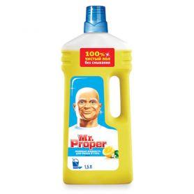 Засіб для миття підлоги 1500мл Mr. Proper
