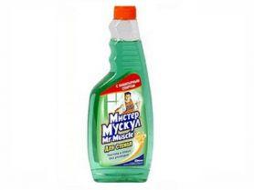 Засіб для миття вікон Мr. Muscle кришка-розпилювач 500мл