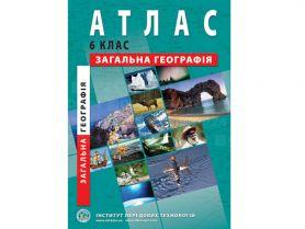 Атлас 6 клас Географія загальна І.П.Т.
