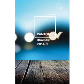 Зошит YES А-4 144арк. кл. пласт. обкл. Pantone blue